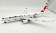 Inflight 200 Turkish Airlines Airbus A350-941 TC-LGB with stand Scale 1/200 IF359TK0920