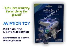Alaska fun plane with lights and sound TT990-1