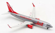 J Fox Models Jet2.com Friendly Low fares Boeing 737- 8MG G-JZBJ Scale 1/200 JF7378039