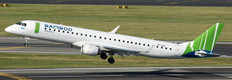 JC Wings Bamboo Airways Embraer 190-200LR OY-GDC With Stand Scale 1/200 JC20067