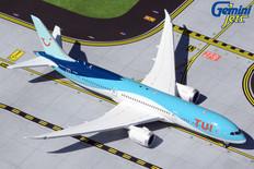 CHECKERBOARD Gemini Jets TUI Boeing 787-9 Dreamliner G-TUIM Scale 1/400 GJTOM1937