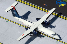 Gemini 200 US Airways Express Bombardier Dash 8-300 N326EN Scale 1/200 G2USA854