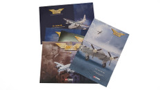 Selection of Corgi Brochures from 1998 to 2002