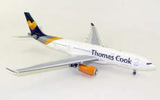 J Fox Thomas Cook Airbus A330-243 G-TCXB with stand Scale 1/200 JFA3302003