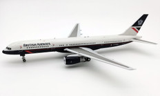 ARD200 British Airways Landor Boeing 757-200 G-BPEE With Stand Scale 1/200 ARDBA08