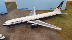ARD200 British Airways Landor Boeing 767-300 G-BNWV With Stand Scale 1/200 ARDBA11