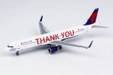 NG Models Delta Airbus Thank you A321 N319DN Scale 1/400 13018