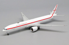 JC Wings Garuda Indonesia Republik Indonesia Boeing 777-300(ER) PK-GIG with antenna Scale 1/400 JCLH4202