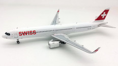 JFox Swiss International Airlines A321-neo HB-JPA Scale 1/200 JFA321023