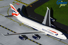 Gemini 200 British Airways Boeing 747-400 G-CIVN Scale 1/200 G2BAW906