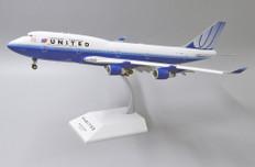 JC Wings United Airlines Boeing 747-400 U.S. Olympic Team N199UA Scale 1/200 JC2268