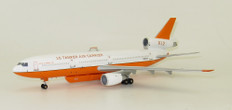 Inflight 200 Tanker Air Carrier Douglas DC10-30 N522AX with stand Scale 1/200 IFDC10AT1220