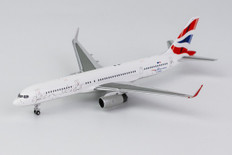 NG models  British Airways Open Skies Boeing 757-200 G-BPEK with winglet Scale 1/400 NG53159