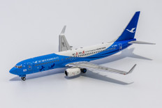 NG Models Xiamen Airlines 'BEIJING DAXIN' Boeing 737-800/w B-5656 Scale 1/400 NG58082