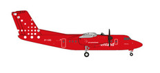 Herpa Wings Air Greenland De Havilland Canada DHC-7 -OY-GRE Taateraaq Scale 1/200 571166