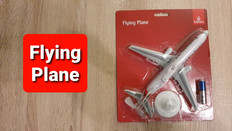 Premier Portfolio Emirates Flying Plane 21cm long
