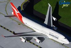 Gemini 200 Qantas Boeing 747-400ER VH-OEH Scale 1/200 G2QFA734