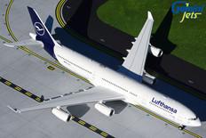 Gemini 200 Lufthansa Airbus A340-300 D-AIFD Scale 1/200 G2DLH817