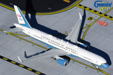 Gemini Jets Air Force Two Boeing 757-200 (C-32A) 80002 Scale 1/400 GJAFO1635