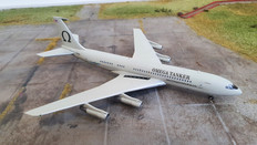 Inflight 200 Omega Tanker Boeing 707-300 N707MQ with stand Scale 1/200 IF707OME707