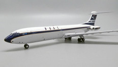JC Wings B.O.A.C Standard VC-10 G-ARVF with stand Scale 1/200 JC2376