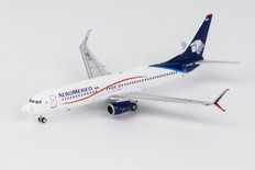 NG Model Aeroméxico Boeing 737-800 XA-AMA with scimitar winglets Scale 1/400 NG58090