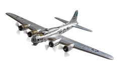 Corgi Boeing B17G Flying Fortress 42-31713 (UX-T) 'Snake Hips', 327th BS, 92nd BG, Podington, 24th August 1944 Scale 1/72 AA33320