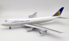 Inflight 200 Continental Micronesia Boeing 747-238B N14024 with stand Scale 1/200 IF742CS1218