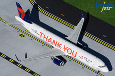 Gemini 200 Delta Thank you Airbus A321 N391DN Scale 1/200 G2DAL925