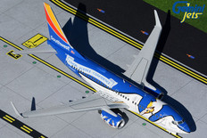 Gemini 200 Southwest Louisiana One N946WN Boeing 737-700 Scale 1/200 G2SWA926