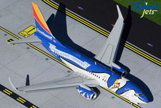 Gemini 200 Southwest Louisiana One N946WN Boeing 737-700 Flaps down Scale 1/200 G2SWA926F
