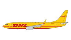 Gemini Jets DHL Boeing 737-800 N737KT Scale 1/400 GJDHL1948