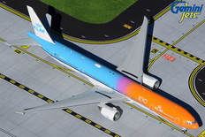 Gemini Jets Orange Pride/KLM 100 Boeing 777-300ER PH-BVA Scale 1/400 GJKLM1905
