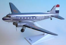 PPC KLM 'Flying Dutchman' DC-3 Scale 1/100 PP-KLM-DC3