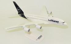 PPC Lufthansa A380 'New Colours' Scale 1/250 PP-LUFTHANSA-A380N