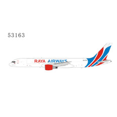 NG Models Raya Airways Boeing 757-200 PCF 9M-RYA Scale 1/400 53163