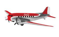 Corgi Coca Cola DC-3 Scale 1/144 CC30016