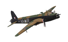 Corgi aviation Vickers Wellington Ward VC Scale 1/72 AA34812