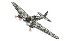 Corgi aviation Heinkel He III Operation Barbarossa Scale 1/72 AA33718