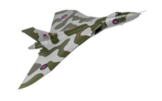 Corgi aviation Avro Vulcan B.2 XL319 RAF No.35 Squadron Scampton Early 1980's Scale 1/72 AA27006