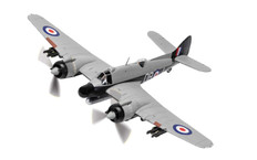 Corgi aviation Bristol Beaufighter TF10 No45 Squadron Operation Firedog RAF Kuala Lumpur Malaya 1949 Scale 1/72 AA28602