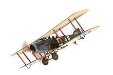 Corgi aviation Bristol F2B Fighter D-8063 RAF No.139 Squadron Villaverla Italy Sept 1918 Scale 1/72 AA36513