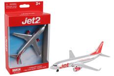 Jet2.com diecast toy plane RT0094