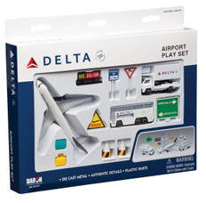 Delta Airlines Airport Playset RT4991