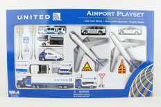 United Airlines Large Playset RT6262