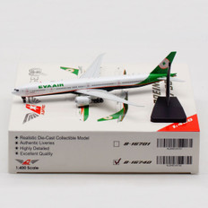 Aviation 400 Eva Boeing 777-300ER B-16740 with stand Scale 1/200 AV4ALB4EVA740