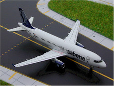 Gemini Jets Sabena A320 SO Scale 1/400 GJSAB236