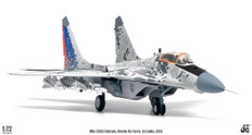 JC Wings MIG-29AS Fulcrum Slovak Air Force 1st Letka Sliac Air Scale 1/72 JCW72MG29008