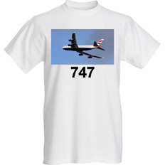 Shop for Aviation T-Shirts at Airspoters.com