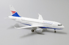 JC Wings Croatia Airbus A319 9A-CTG with stand Scale 1/200 JC2145